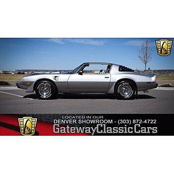 1979 Pontiac Firebird for sale 101472749