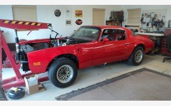 1979 Pontiac Firebird Trans Am Coupe for sale 101278920