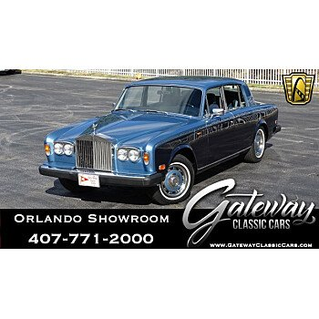 1979 Rolls-Royce Silver Shadow for sale 101086623