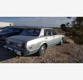 1979 Toyota Cressida for sale 101107091