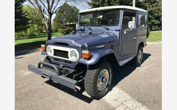 1979 Toyota Land Cruiser for sale 101082792