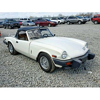1979 Triumph Spitfire for sale 101126337