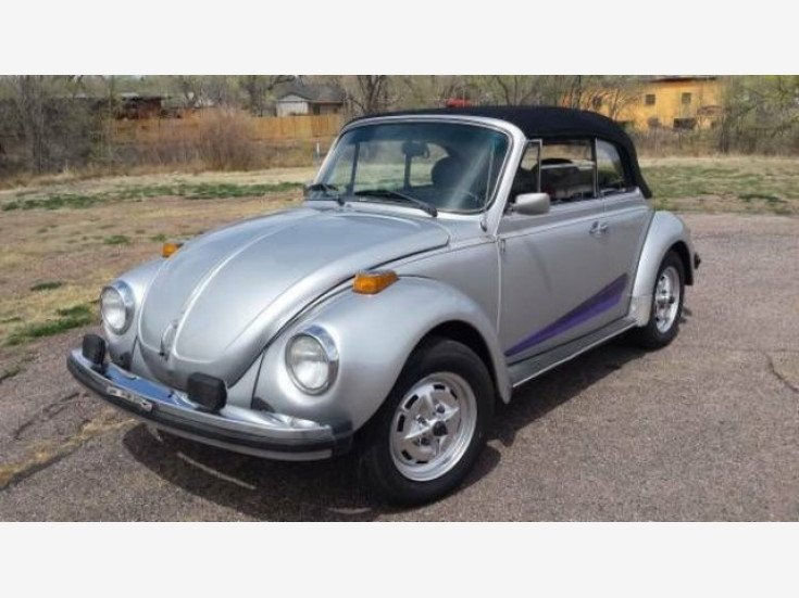 1979 Volkswagen Beetle Convertible for sale 100873921
