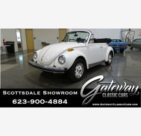 1979 Volkswagen Beetle for sale 101100600