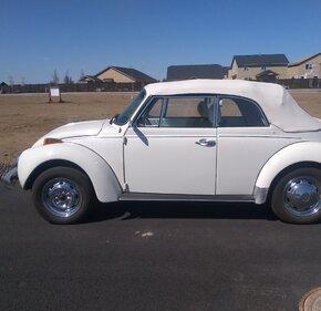 1979 Volkswagen Beetle Convertible for sale 101131273