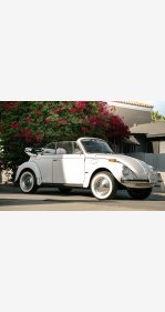 1979 Volkswagen Beetle Super Convertible for sale 101236744