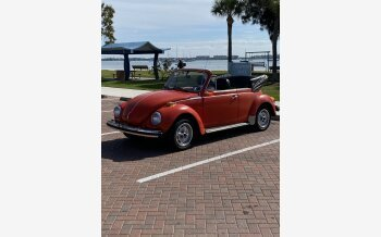 1979 Volkswagen Beetle Super Convertible for sale 101240340