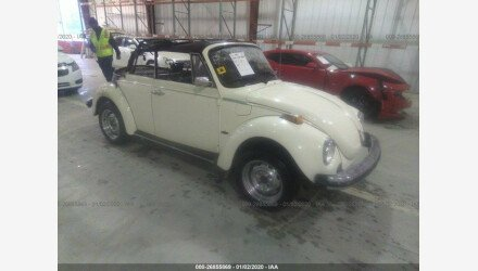 1979 Volkswagen Beetle for sale 101261968
