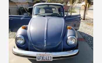 1979 Volkswagen Beetle Convertible for sale 101278245