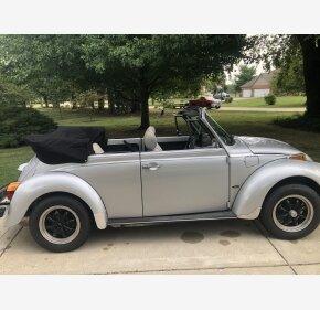 1979 Volkswagen Beetle Super Convertible for sale 101357234