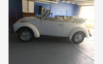 1979 Volkswagen Beetle Convertible for sale 101368878