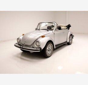 1979 Volkswagen Beetle Convertible for sale 101381857