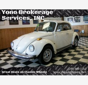 1979 Volkswagen Beetle for sale 101391460