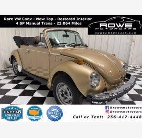 1979 Volkswagen Beetle Convertible for sale 101395206