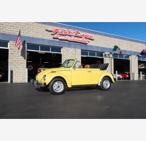 1979 Volkswagen Beetle for sale 101400000
