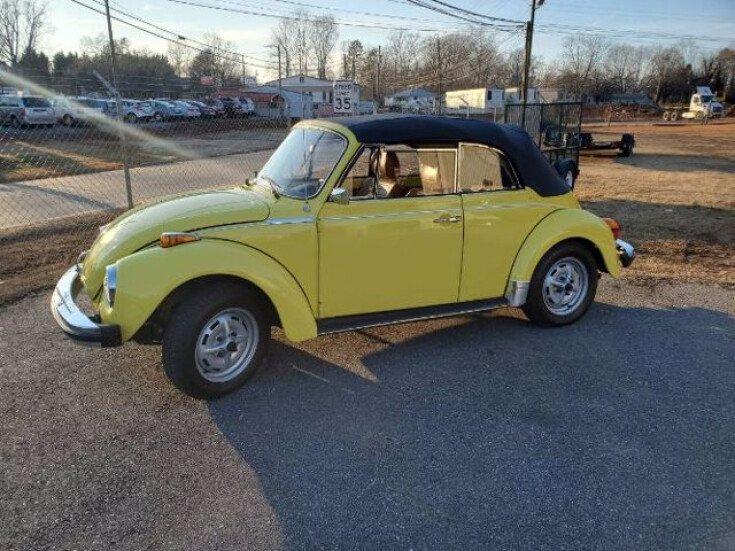 1979 Volkswagen Beetle for sale 101441934