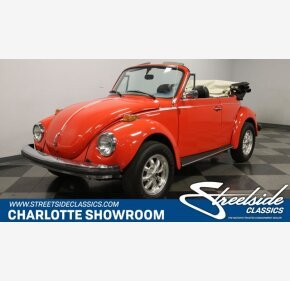 1979 Volkswagen Beetle Convertible for sale 101449370