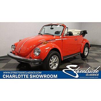 1979 Volkswagen Beetle Convertible for sale 101449370