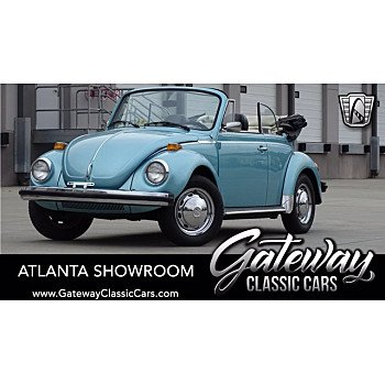 1979 Volkswagen Beetle for sale 101455534