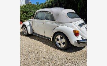 1979 Volkswagen Beetle Super Convertible for sale 101457886