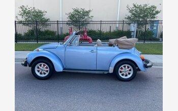 1979 Volkswagen Beetle for sale 101500136