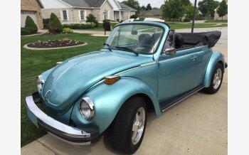 1979 Volkswagen Beetle Super Convertible for sale 101504422