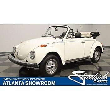 1979 Volkswagen Beetle Convertible for sale 101520716