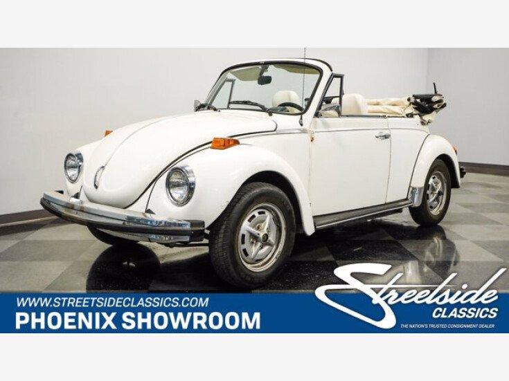 1979 Volkswagen Beetle Convertible for sale 101552773