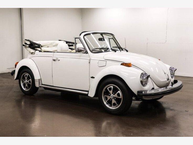 1979 Volkswagen Beetle for sale 101589533