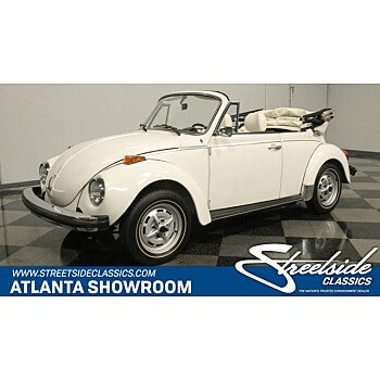 1979 Volkswagen Beetle Convertible for sale 101606876