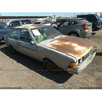 1979 Volkswagen Rabbit for sale 101102243