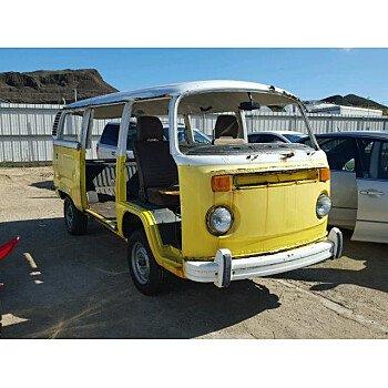 1979 Volkswagen Vans for sale 101232410