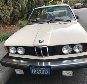 1980 BMW 320i Coupe for sale 101349234