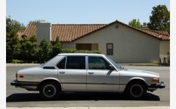 1980 BMW 528i Sedan for sale 101089702