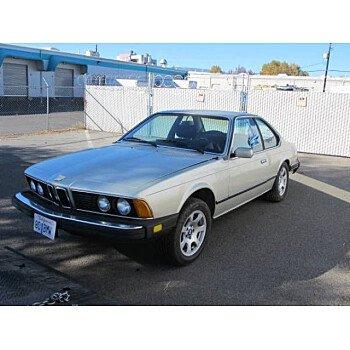 1980 BMW 633CSi for sale 100974502