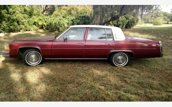 1980 Cadillac De Ville Sedan for sale 101196603