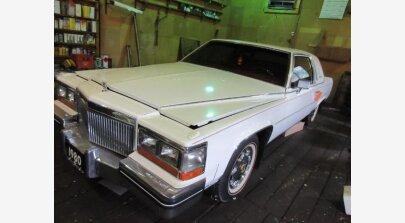 1980 Cadillac Fleetwood d'Elegance Sedan for sale 101606044