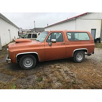 1980 Chevrolet Blazer for sale 100991510