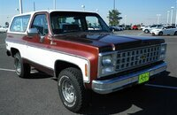 1980 Chevrolet Blazer 4WD for sale 101184942