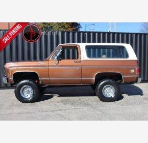 1980 Chevrolet Blazer for sale 101434444
