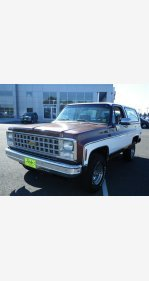 1980 Chevrolet Blazer 4WD 2-Door for sale 101435964