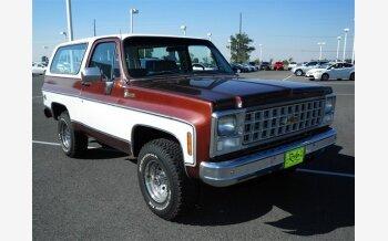 1980 Chevrolet Blazer 4WD 2-Door for sale 101435964