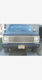 1980 Chevrolet C/K Truck Scottsdale for sale 101333837