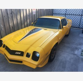 1980 Chevrolet Camaro for sale 100885155