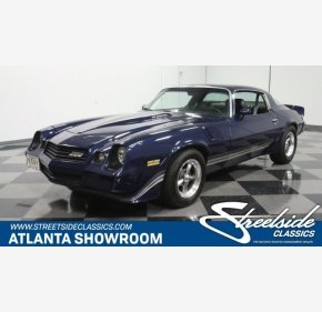 1980 Chevrolet Camaro for sale 101177654