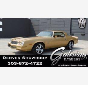 1980 Chevrolet Camaro for sale 101372001