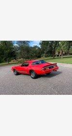 1980 Chevrolet Camaro for sale 101402974