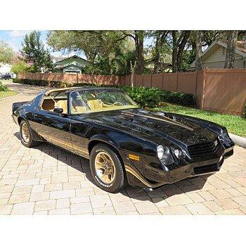1980 Chevrolet Camaro for sale 101457222