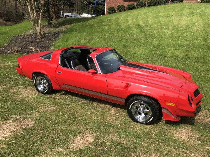 1980 Chevrolet Camaro Z28 for sale 101122563