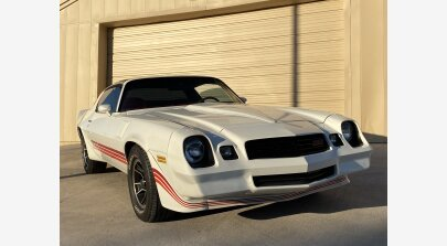 1980 Chevrolet Camaro Z/28 Coupe for sale 101242495